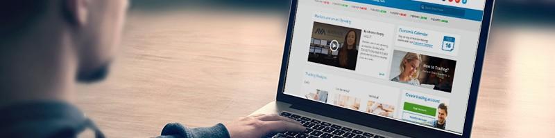 Online Trading lernen mit SharpTrader